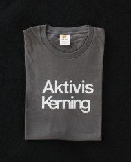 Aktivis Kerning (Charcoal) 2