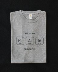 We Drink (Light Gray) 2