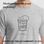 T-Shirt Yaelah Gampang – Instan