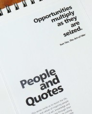 People and quotes calendar details_02