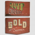 Gold Swimmer, Swamp Digger (2013)