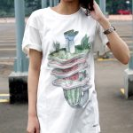 """T-Shirt """"14.53"""" Restu Ratnaningtyas – Eiarti Artwear"""